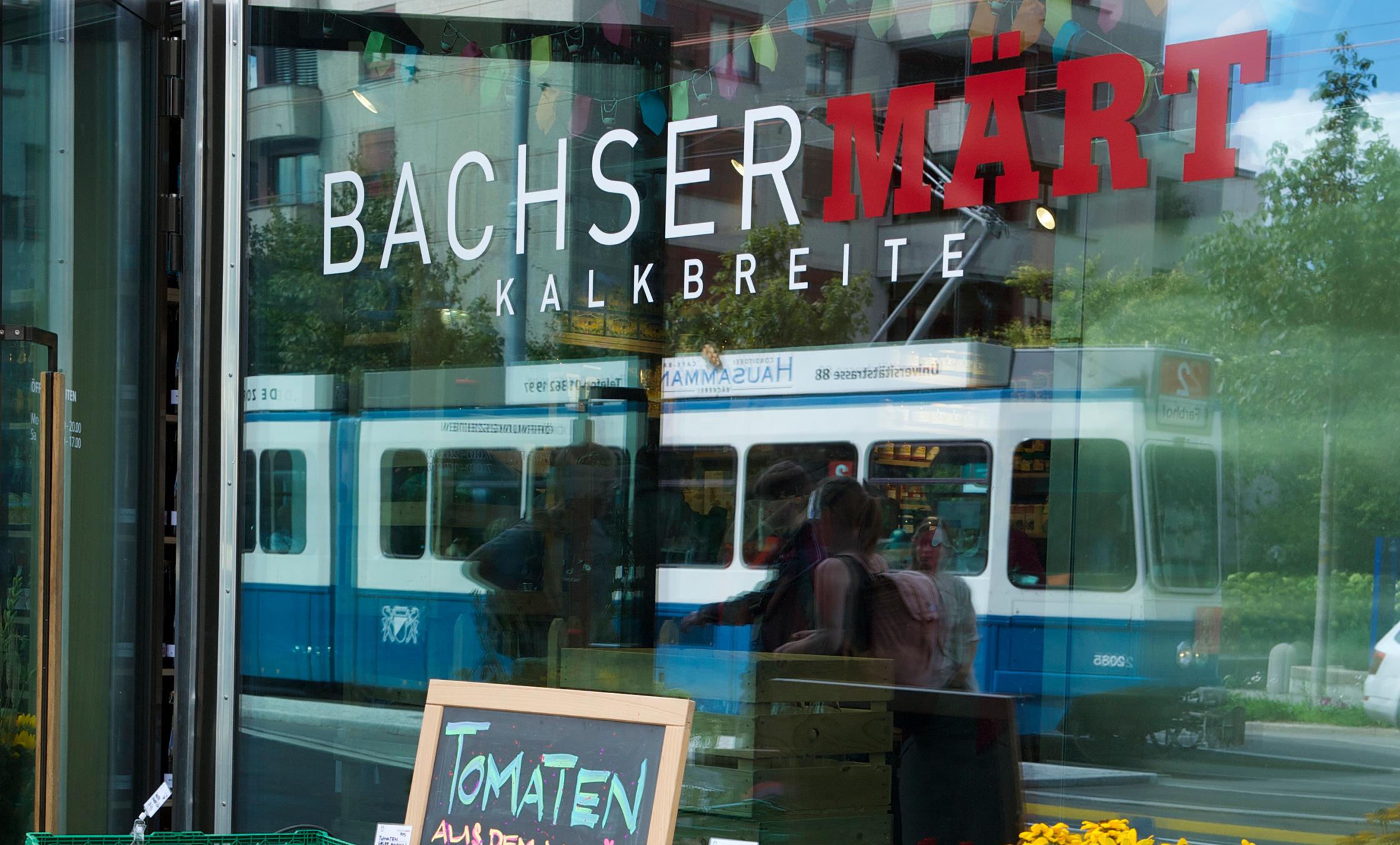 Bachsermärt Kalkbreite