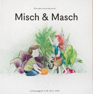 Kinderkochbuch auf Züri-Deutsch